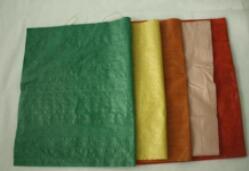 塑料编织袋性能特点的分析